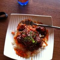 Photo taken at Yuzu sushi Mascouche by Dany R. on 8/9/2012