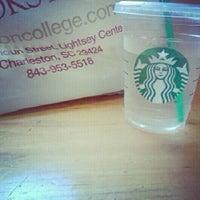 Photo taken at Starbucks by Naomi M. on 7/20/2012