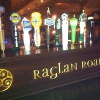 Photo taken at Raglan Road Irish Pub by John D. on 8/21/2012