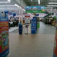 Photo taken at Walmart Supercenter by Savannah D. on 3/13/2012