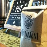 Photo taken at Customs Brew Bar by Benn C. on 2/2/2012