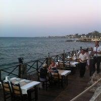 Photo taken at Calamari Restaurant by orhan a. on 8/12/2012