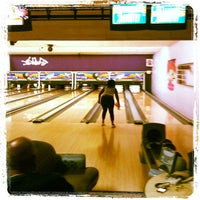 Photo taken at Strike & Spare by Kenny T. on 4/11/2012