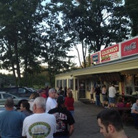 Photo taken at Goldenrod Drive-In Restaurant by Nicholas d. on 8/26/2012