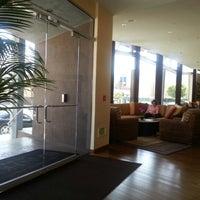 Photo taken at Elan Hotel by Jason W. on 6/16/2012