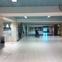 Photo taken at Metro Rossio [VD] by Manuel M. on 2/12/2012