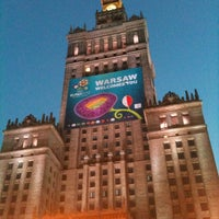 Photo taken at UEFA EURO 2012 Poland / Ukraine by Ivan A. on 6/25/2012