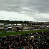 Photo taken at Chester Racecourse by Erika H. on 6/9/2012