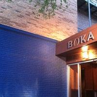 Foto tomada en Boka por Serena M. el 3/20/2012