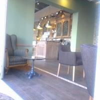 Photo taken at Green Caffè Nero by willie d. on 6/16/2012