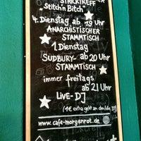 Das Foto wurde bei Café Morgenrot von Paulina am 8/10/2012 aufgenommen