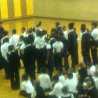 Photo taken at Providence St. Mel High School by Alicia Ya Yah T. on 2/7/2012