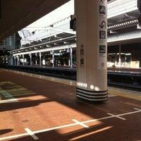 Photo taken at Platforms 3-4 by Ru I. on 5/11/2012