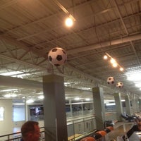 Photo taken at Ultimate Soccer Arena by Kathy T. on 6/11/2012