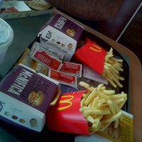 Photo taken at McDonald's by Nelson P. on 5/2/2012