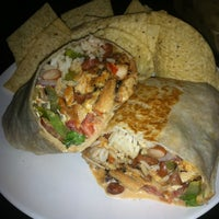 Photo taken at Mucho Burrito Fresh Mexican Grill by David H. on 7/16/2012