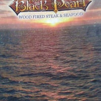 Photo taken at Black Pearl Island Grill by Beth P. on 6/6/2012