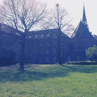 Photo taken at Dominicanenklooster by Robert W. on 4/6/2012