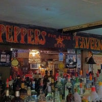 Photo taken at Peppers Tavern by Don K. on 5/29/2012