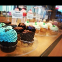 Photo taken at Sweeter Days Bake Shop by Rach L. on 2/24/2012