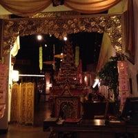 Photo taken at Thai Thani Restaurant by Kiran K. on 7/7/2012