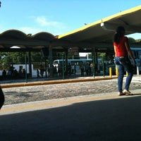 Photo taken at Terminal Papicu by Bruno T. on 7/3/2012
