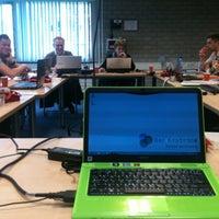 Photo taken at Waterschap Drents Overijsselse Delta by Geogoeroe on 4/24/2012