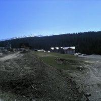 Photo taken at Hotel Bukovina by Kuba B. on 4/28/2012