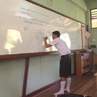 Photo taken at โรงเรียนตะกั่วป่า เสนานุกูล by Poomkieat H. on 6/27/2012