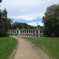 8/6/2012 tarihinde Oksanaziyaretçi tarafından Rudolph-Wilde-Park'de çekilen fotoğraf