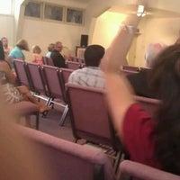 Photo taken at city life worship center by Lisa W. on 7/15/2012