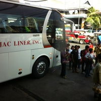 Photo taken at JAC Liner Inc. (Pasay Terminal) by Shogun on 6/23/2012
