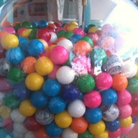 Photo taken at Kingston's Candy Co. by Tammy V. on 2/26/2012
