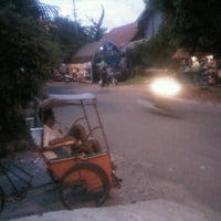 Photo taken at Jl. Serigala by Hyppo C. on 3/28/2012