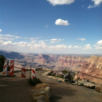 Photo taken at Desert View Watchtower by Deborah D. on 8/28/2012
