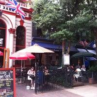 Photo taken at Union Jack Pub & Restaurant by Lauren on 7/12/2012