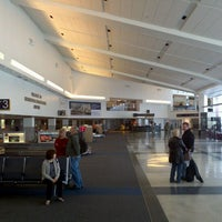 Photo taken at Harrisburg International Airport (MDT) by Joe N. on 4/12/2012