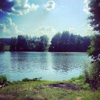 Photo taken at Дубровское водохранилище by Павел on 7/29/2012