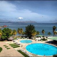 Photo taken at Hotel Venetur Puerto La Cruz by Alberto 4. on 8/26/2012
