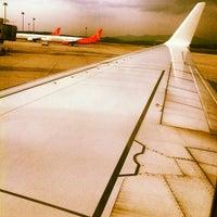 Photo taken at MH0723 (KUL-CGK) Flight on @MAS by khairuddin u. on 9/8/2012