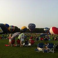 Photo taken at Point Mallard Park by Brian K. on 5/26/2012