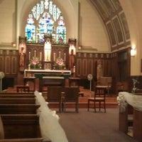 Photo taken at St Rita's Parish by Danielle C. on 6/16/2012