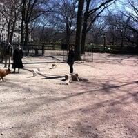 Photo taken at Bull Moose Dog Run by Cynthia C. on 3/10/2012