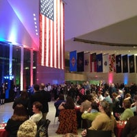 Photo taken at National Constitution Center by Alicia on 3/16/2012