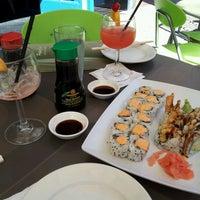 Photo taken at Papajin Chinese & Sushi Bar by James L. on 8/5/2012