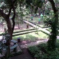 Photo taken at Taman SMAK St. Augustunus by Agoeng P. on 2/29/2012