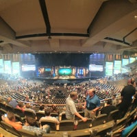 Photo taken at Willow Creek Community Church by Sam C. on 8/9/2012