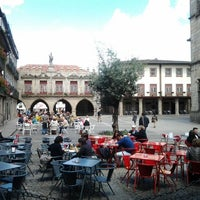 Photo taken at Largo da Oliveira by Marco M. on 4/27/2012
