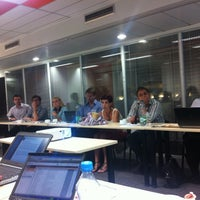 Photo taken at IBC - International Business Center by Nikolajus R. on 7/3/2012