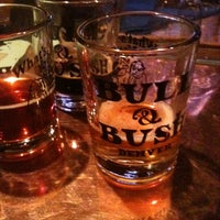 Photo taken at Bull & Bush Pub & Brewery by Katrina C. on 5/2/2012